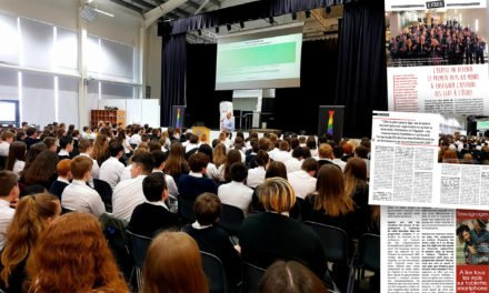 L'Ecosse va devenir le premier pays au monde à enseigner l'histoire des droits LGBT à l'école