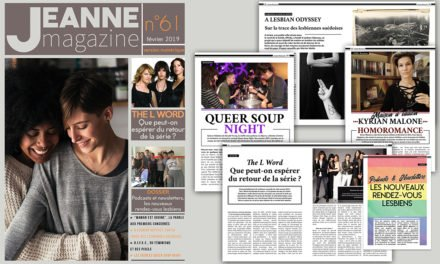Sortie de Jeanne Magazine n°61 – Février 2019