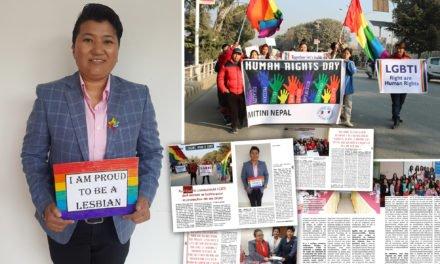 Lesbiennes autour du monde : Direction le Népal !