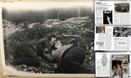 A lesbian Odyssey : Sur la trace des lesbiennes du Norrland suédois