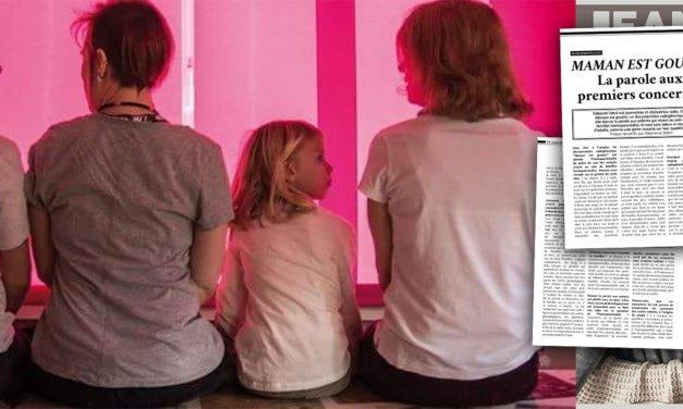 «Maman est gouine» donne la parole aux enfants, les premiers concernés