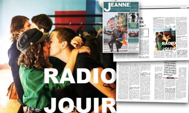 Radio Jouir : le podcast de Barbi(e)turix sur la sexualité lesbienne