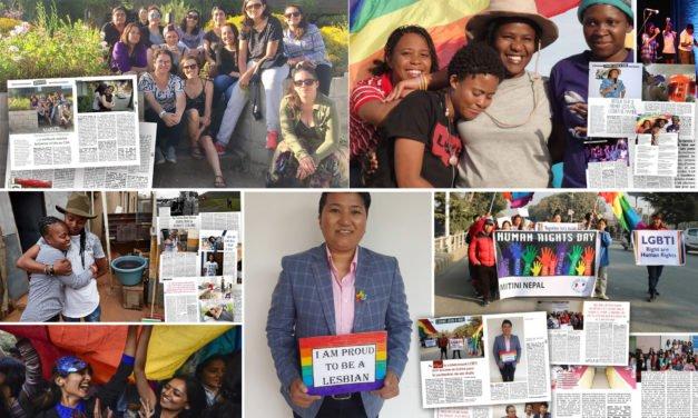 La Journée Mondiale de la Visibilité Lesbienne, c'est aujourd'hui !