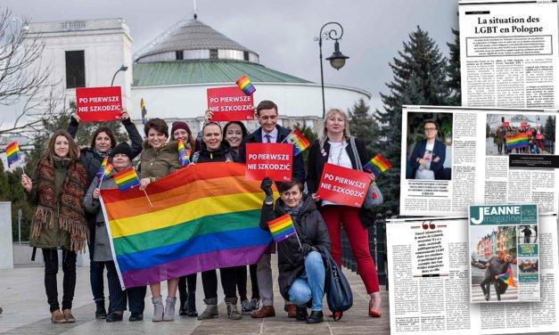 La situation des LGBT en Pologne