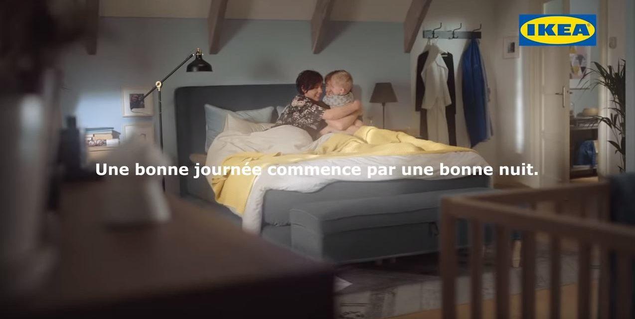 Belgique : Une famille homoparentale dans la nouvelle pub Ikea