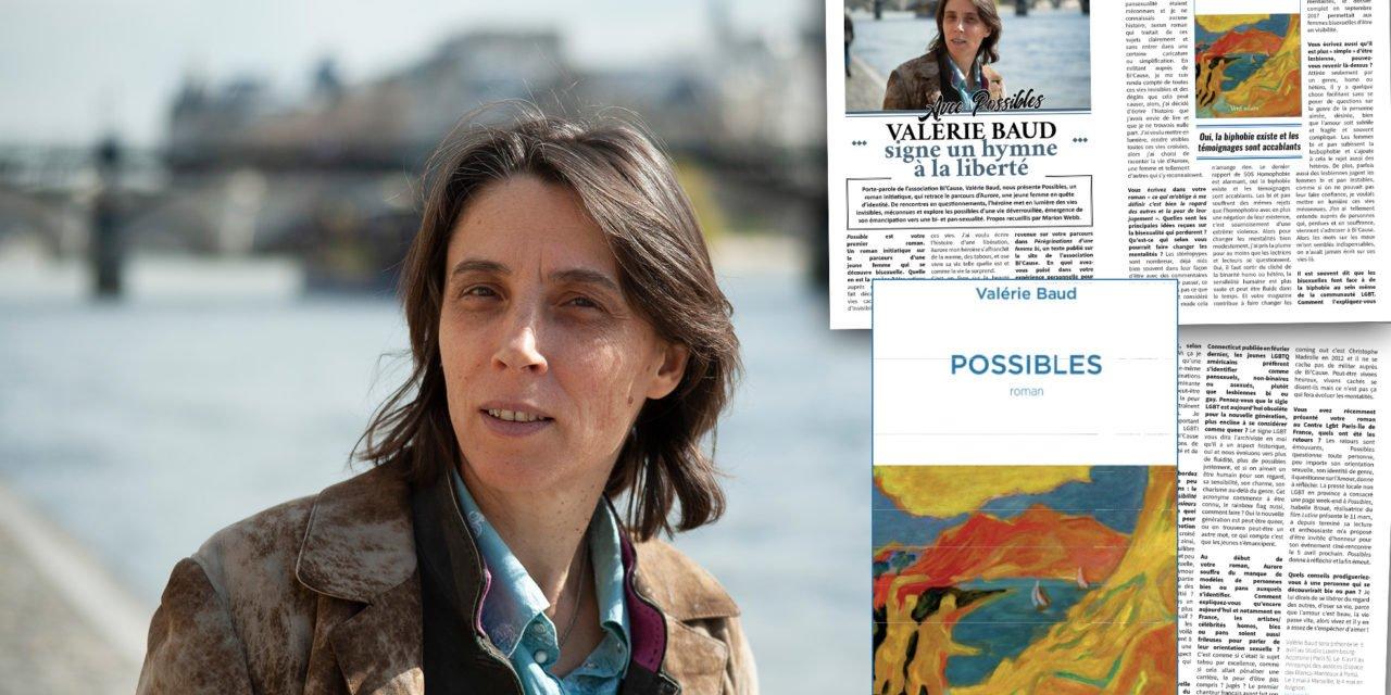Avec «Possibles», Valérie Baud signe un hymne à la liberté