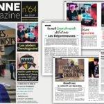 Sortie de Jeanne Magazine n°64 – mai 2019
