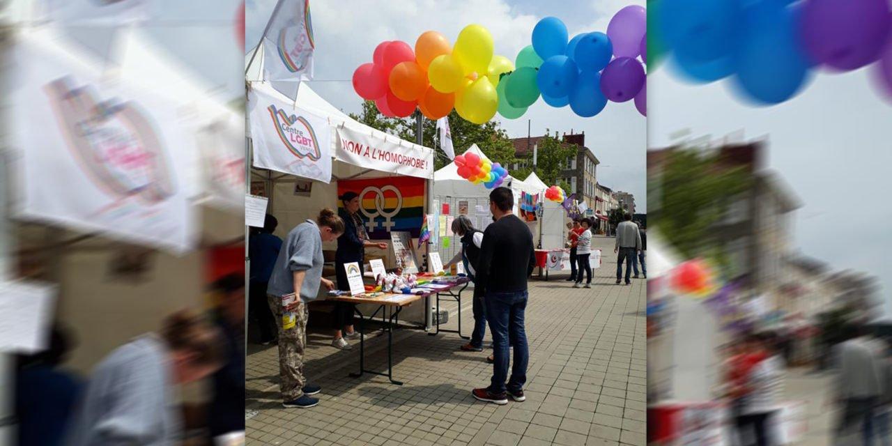 Roche-sur-Yon : le village associatif LGBT victime de d'actes et d'insultes homophobes