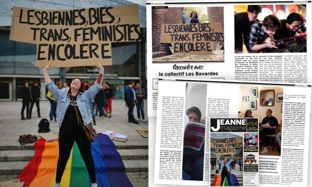 Rencontre avec les Bavardes, coorganisatrices de la première marche des Fiertés à Amiens