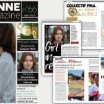 Sortie de Jeanne Magazine n°66 – août 2019