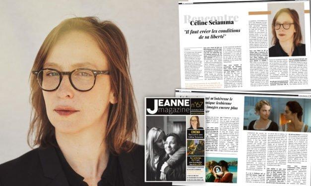 Rencontre avec Céline Sciamma pour Portrait de la jeune fille en feu