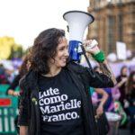 Monica Benicio sera candidate à la mairie de Rio de Janeiro
