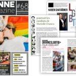 Sortie de Jeanne Magazine n°68 – Octobre 2019