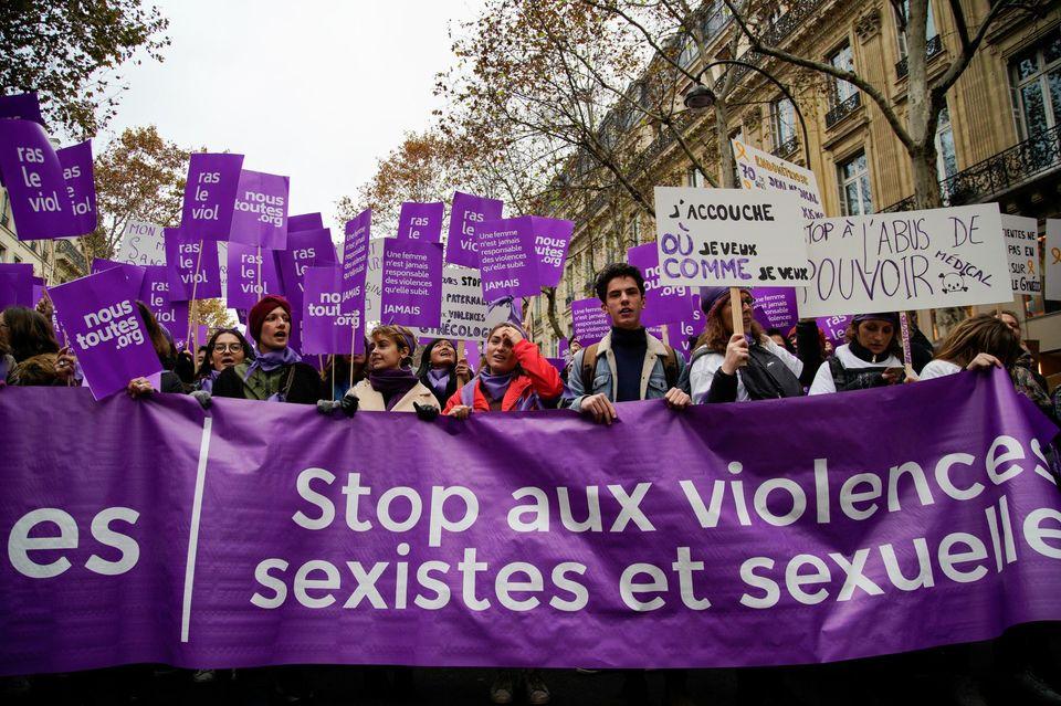 SOS homophobie et l'Inter-LGBT appellent à manifester aux côtés du collectif Nous Toutes