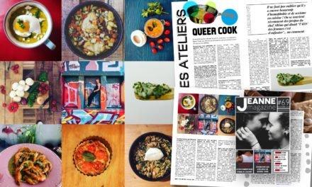Zoom sur les ateliers Queer Cook