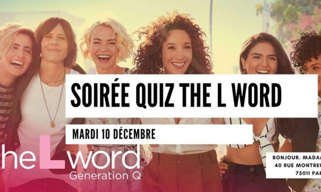 Soirée Quiz The L Word, venez tester vos connaissances sur la série !