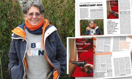 La Fille du troisième, le nouveau roman de Danièle Saint-bois