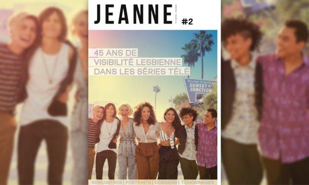 Sortie du deuxième hors-série en papier de Jeanne Magazine