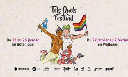 Du 23 janvier au 7 février, festival Tels Quels en Belgique