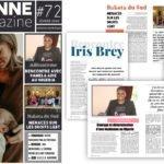 Sortie de Jeanne Magazine n°72 – Février 2020