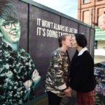 C'est une première : Un couple lesbien vient de se marier en Irlande du Nord