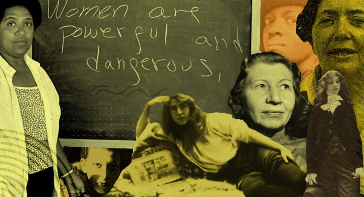 Portrait: Mireille Havet, la»petite poyétesse»