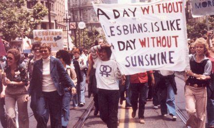 Aujourd'hui, c'est la journée internationale de la visibilité lesbienne