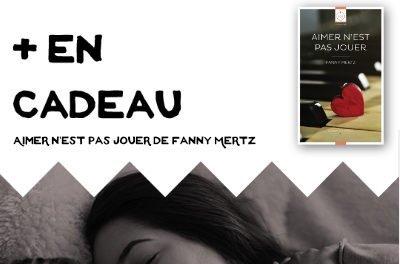 Abonnement de 2 ans + 3 derniers numéros offerts + Aimer n'est pas jouer de Fanny Mertz (Livre papier)