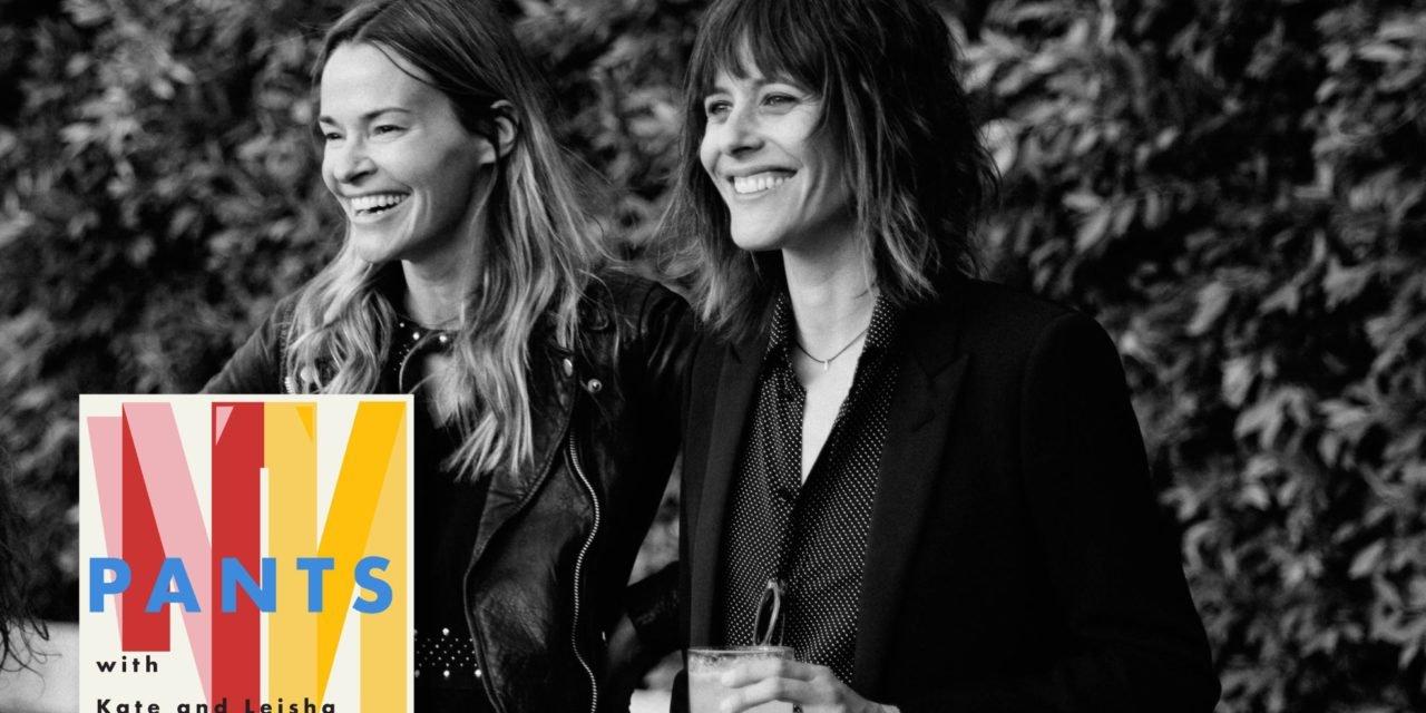 Pants : le premier épisode du podcast de Kate Moennig et Leisha Hailey est disponible !