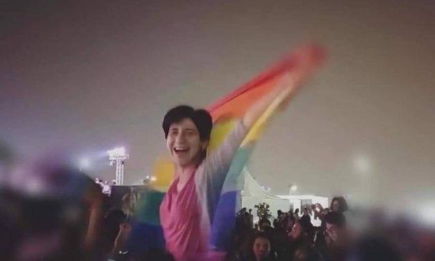 Un rassemblement en mémoire de la militante lesbienne Sarah Hegazi