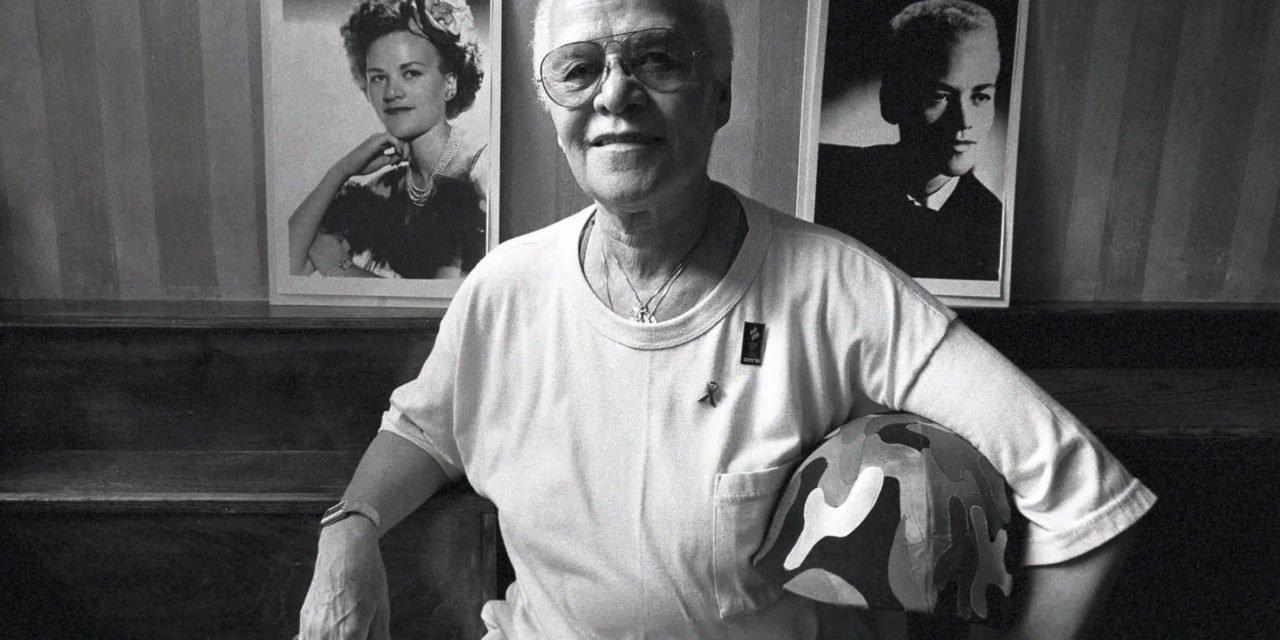 51è anniversaire des événements de Stonewall : portrait de Stormé DeLarverie