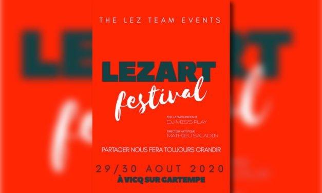 LezArt Festival les 29 et 30 août 2020