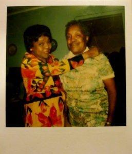 Mabel Hampton et Lilian Foster