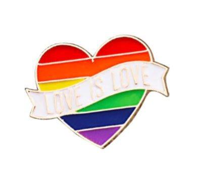 Pin's Love is Love