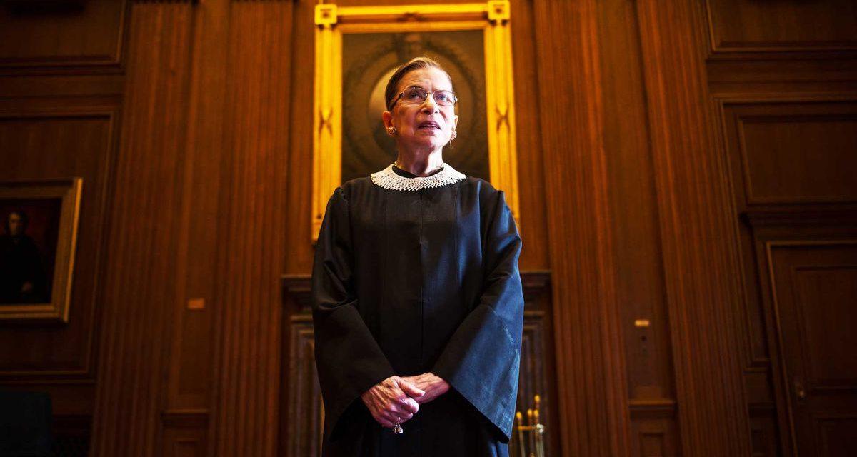 Ruth Bader Ginsburg : mort d'une icône féministe et LGBT