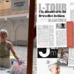 A la découverte du Bruxelles lesbien avec L-Tour