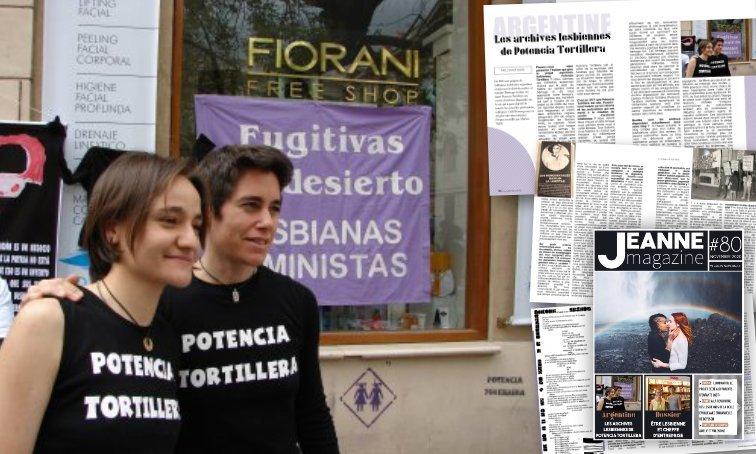 Potencia Tortillera, le projet d'archives lesbiennes argentin