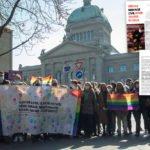 Le parlement suisse approuve le mariage pour tous et la PMA