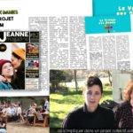 Le Village aux Dames, le nouveau projet de The Lez team