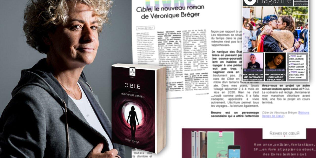 Cible, le nouveau roman de Véronique Bréger