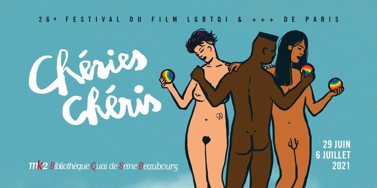 Du 29 juin au 6 juillet, festival Chéries-Chéris à Paris