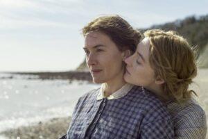Ammonite film avec Kate Winslet et Saoirse Ronan