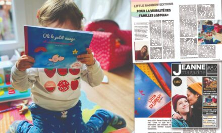 Little Rainbow Éditions, pour la visibilité des familles LGBTQA