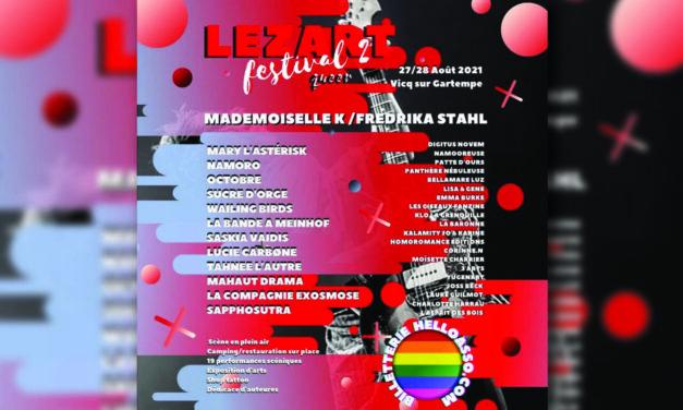 Les 27 et 28 août à Vicq-sur-Gartempe, 2è édition du festival Lezart